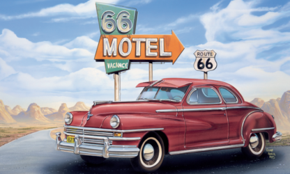 Route 66 stepbystep